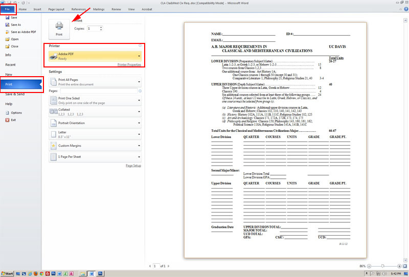 word form to pdf Create a Fillable PDF Form from a Word Document  Languages and